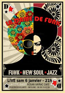 La Dame de Funk